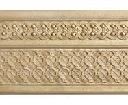 Бордюр настенный Travertino Antico Sand Zocalo 16.5x25
