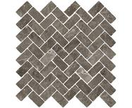 Мозаика Italon Room Grey Mosaico Cross 300х300